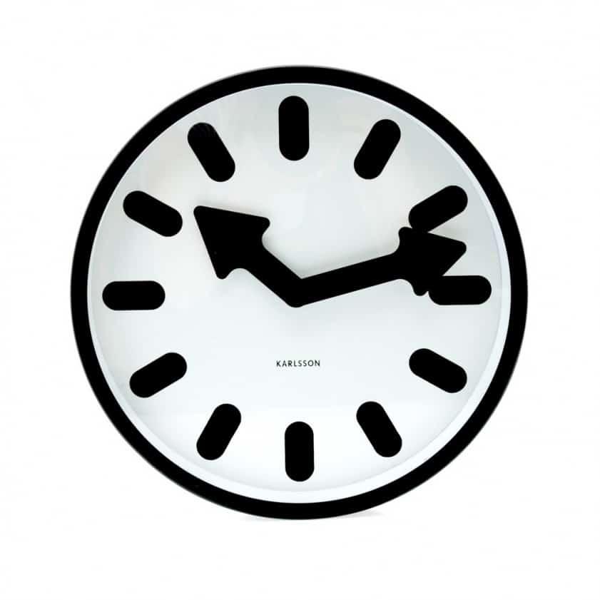 horloge et temps de travail