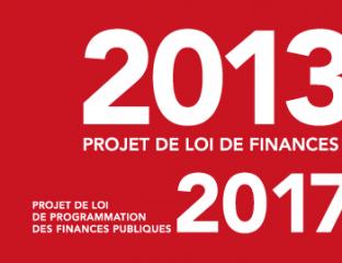 projet de la loi de finances 2013