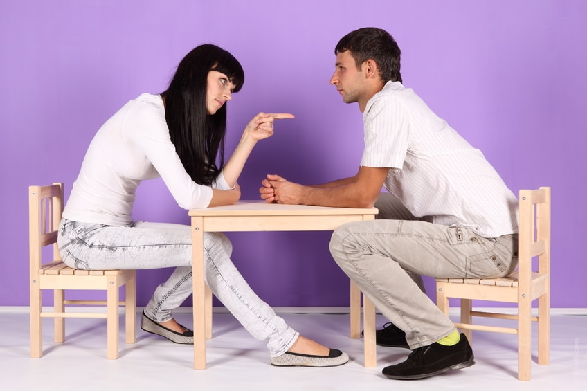 mésentente entre associés