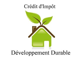 credit impot developpement durable