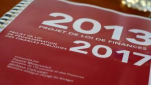 loi des finances 2013