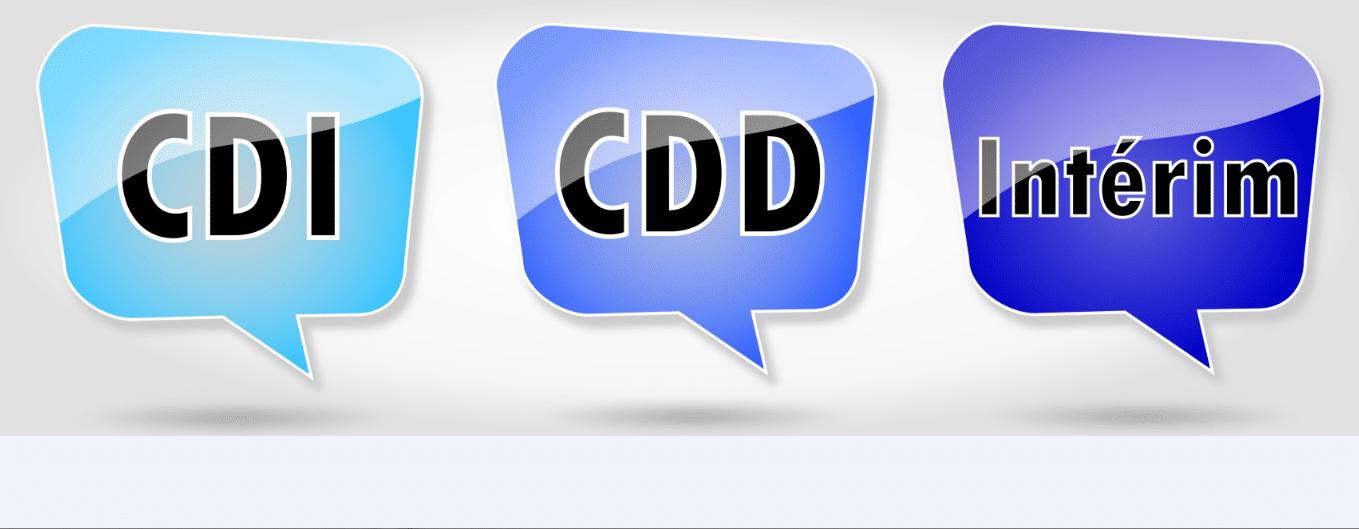 contrats de travail  les diff u00e9rences entre cdd et cdi pour bien choisir