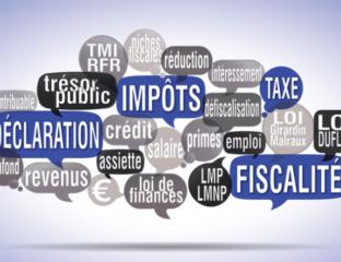 impôts déclaration fiscalité