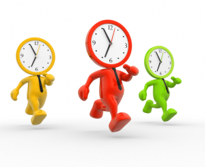 restructuration et timing