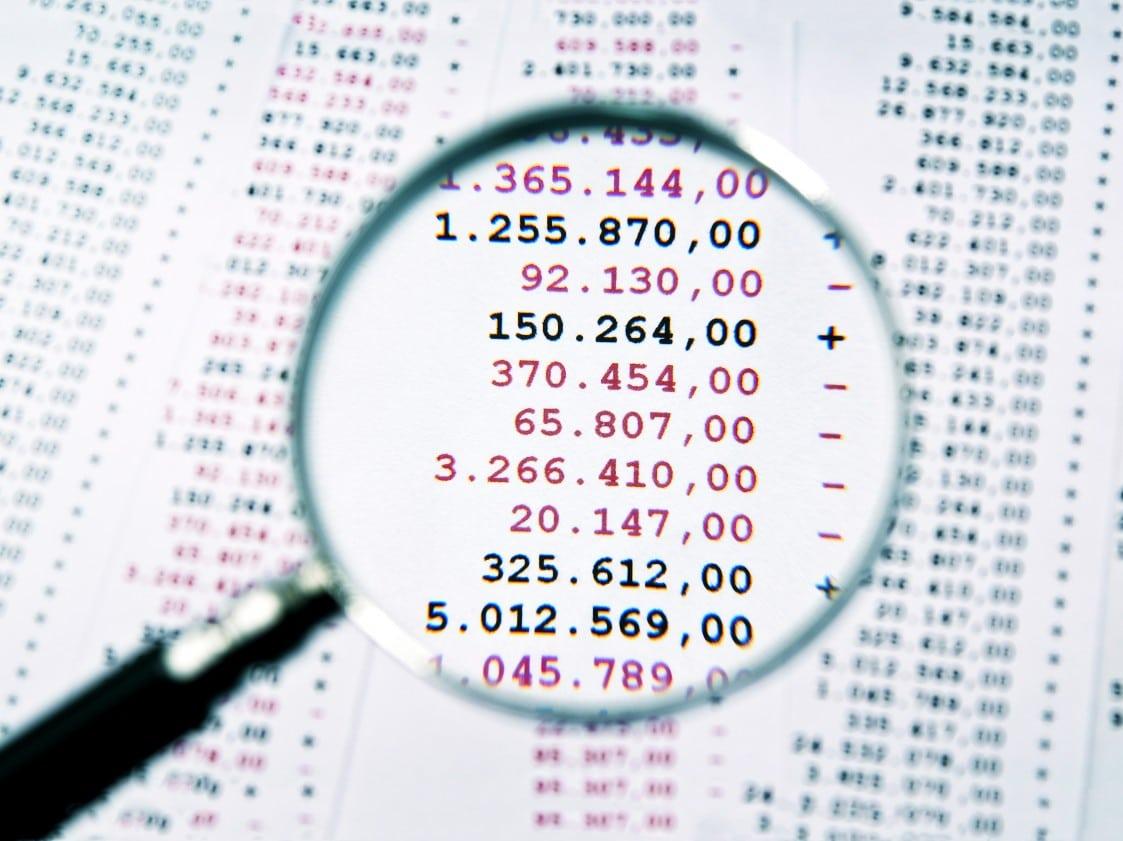 l'écriture comptable