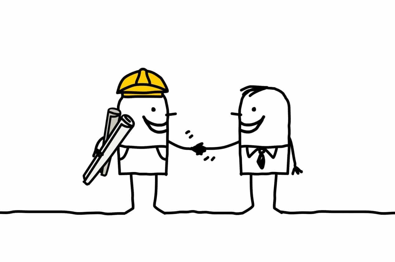 Indemnités de petits déplacements secteur du bâtiment