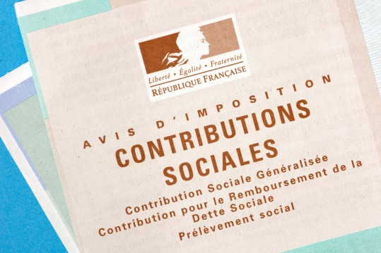 Contributions sociales