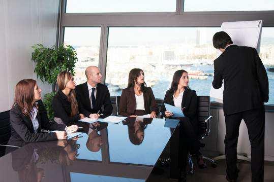 réunion de travail 10
