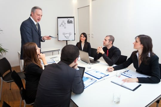 réunion de travail 6