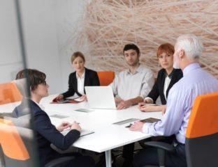 réunion de travail 20