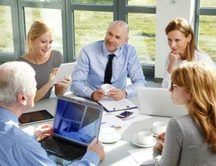 réunion travail 25