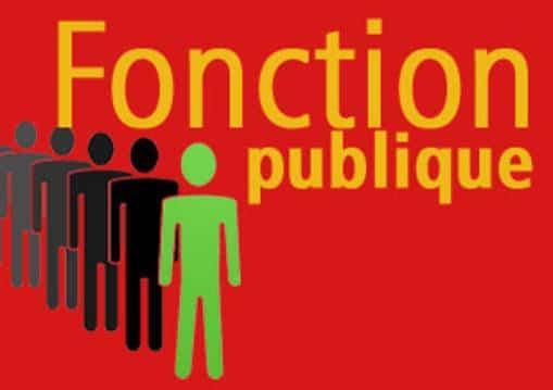 fonction publique fonctionnaire