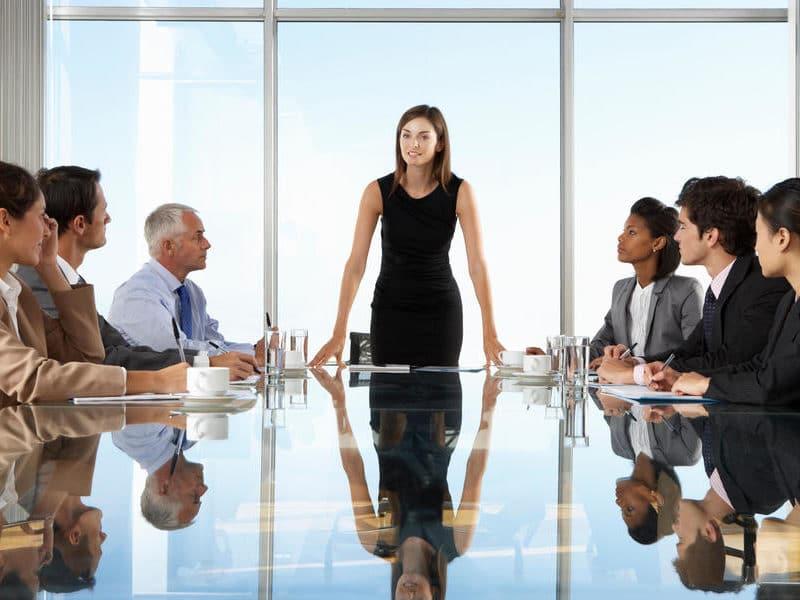 les femmes dans les conseils d'administration