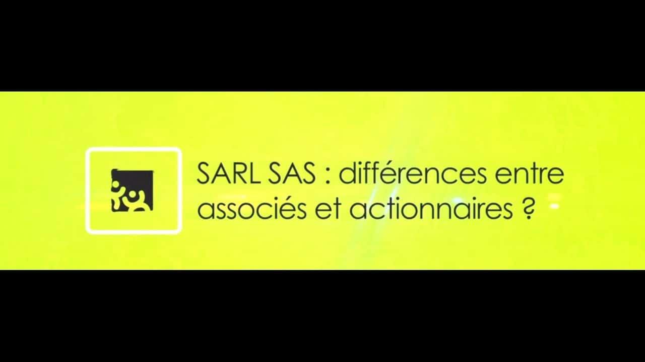 Sarl sas diff rences entre associ s et actionnaires - Difference entre conciliateur et mediateur ...