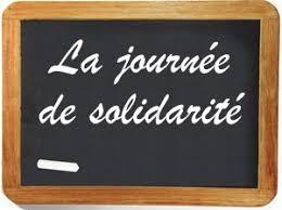 journée de solidarité