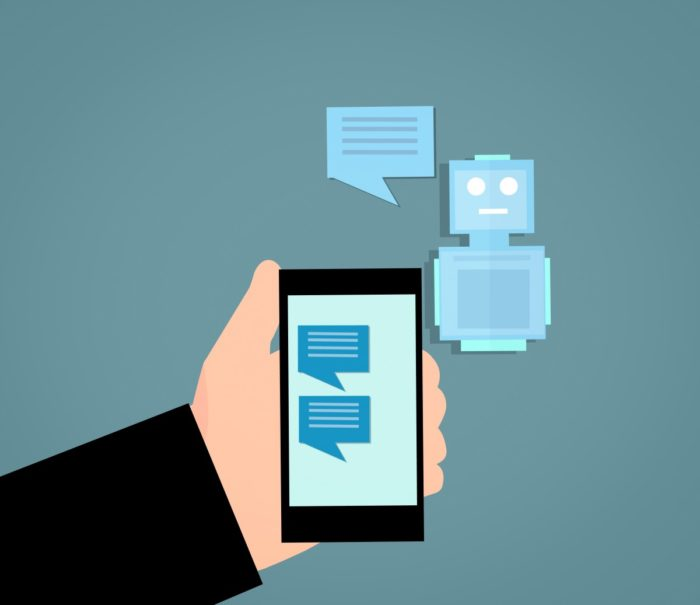 """""""chatbot"""" nouvelle opportunité entreprises"""