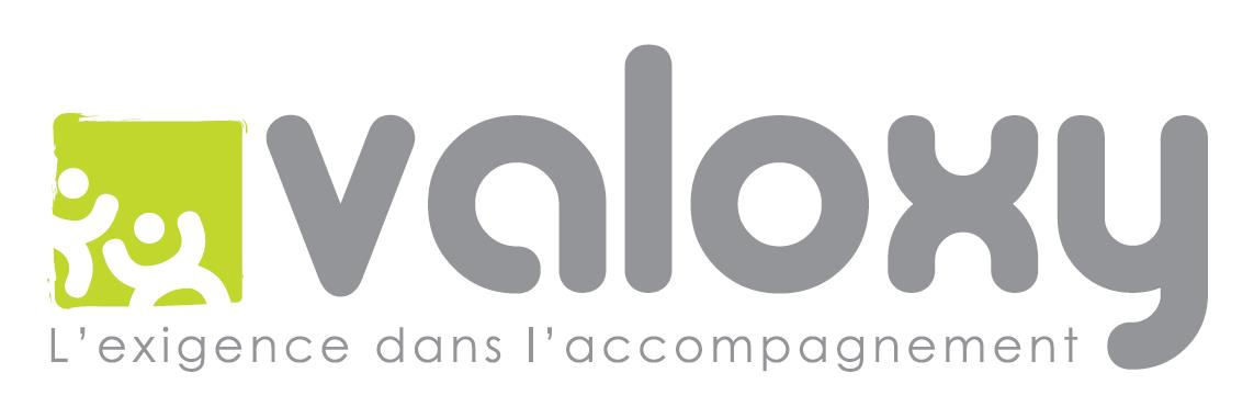 Logo Valoxy, experts comptables
