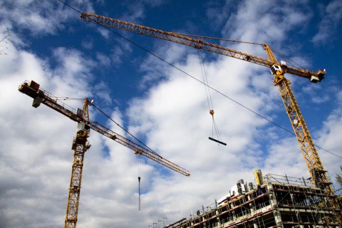 salariés sur chantier carte BTP